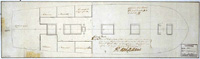 Ship plans of the 'Investigator' (Xenophon) (Repro ID E7020)